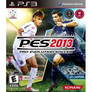 PES Pro-Evolution Soccer 2013 for PS3 em Portugu�s US