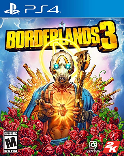 PS4 Borderlands 3 (PlayStation 4)