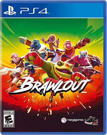 PS4 BrawlOut (PlayStation 4)