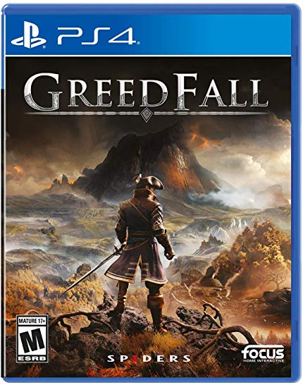 PS4 Greedfall (PlayStation 4)
