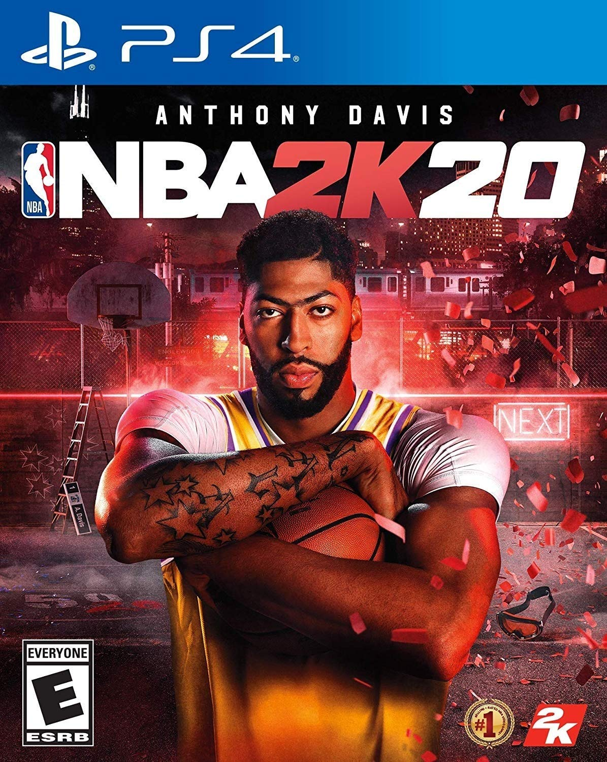 PS4 NBA 2K20 (PlayStation 4)