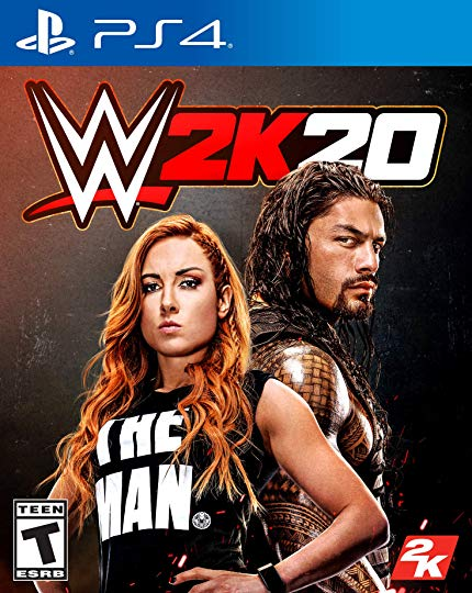 PS4 WWE 2K20 (PlayStation 4)