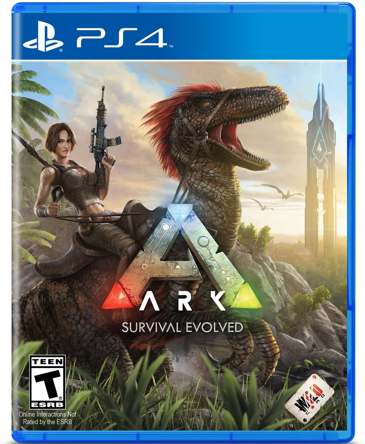 PS4 ARK Survival Evolved (PlayStation 4)