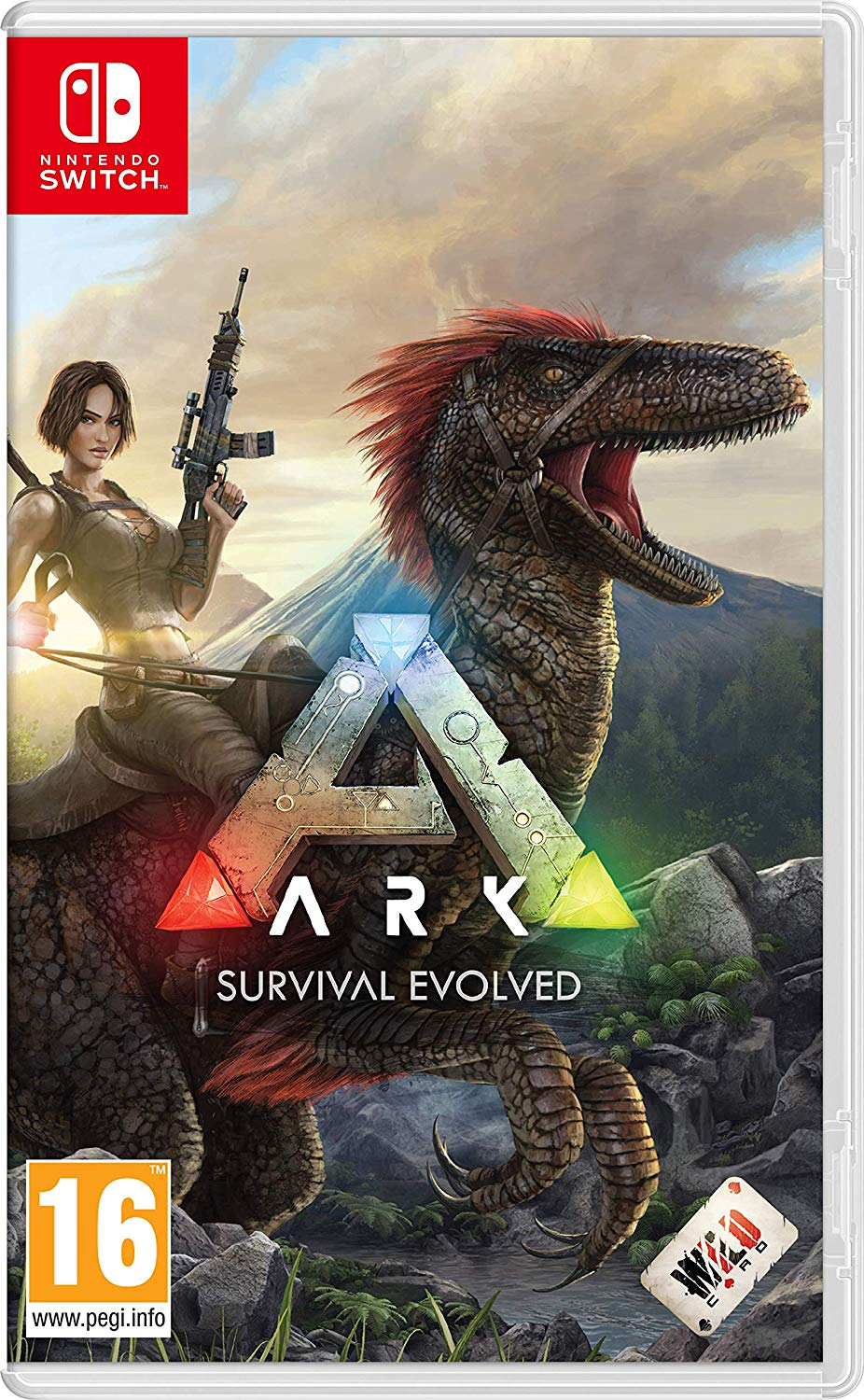 ARK: Survival Evolved Nintendo Switch USA
