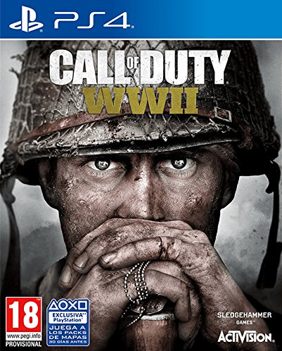 PS4 COD Call of Duty: WWII em Español