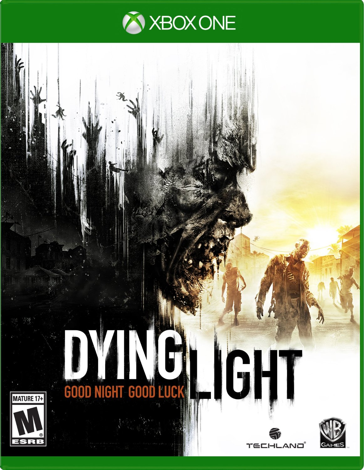 Dying Light for XBOX ONE US