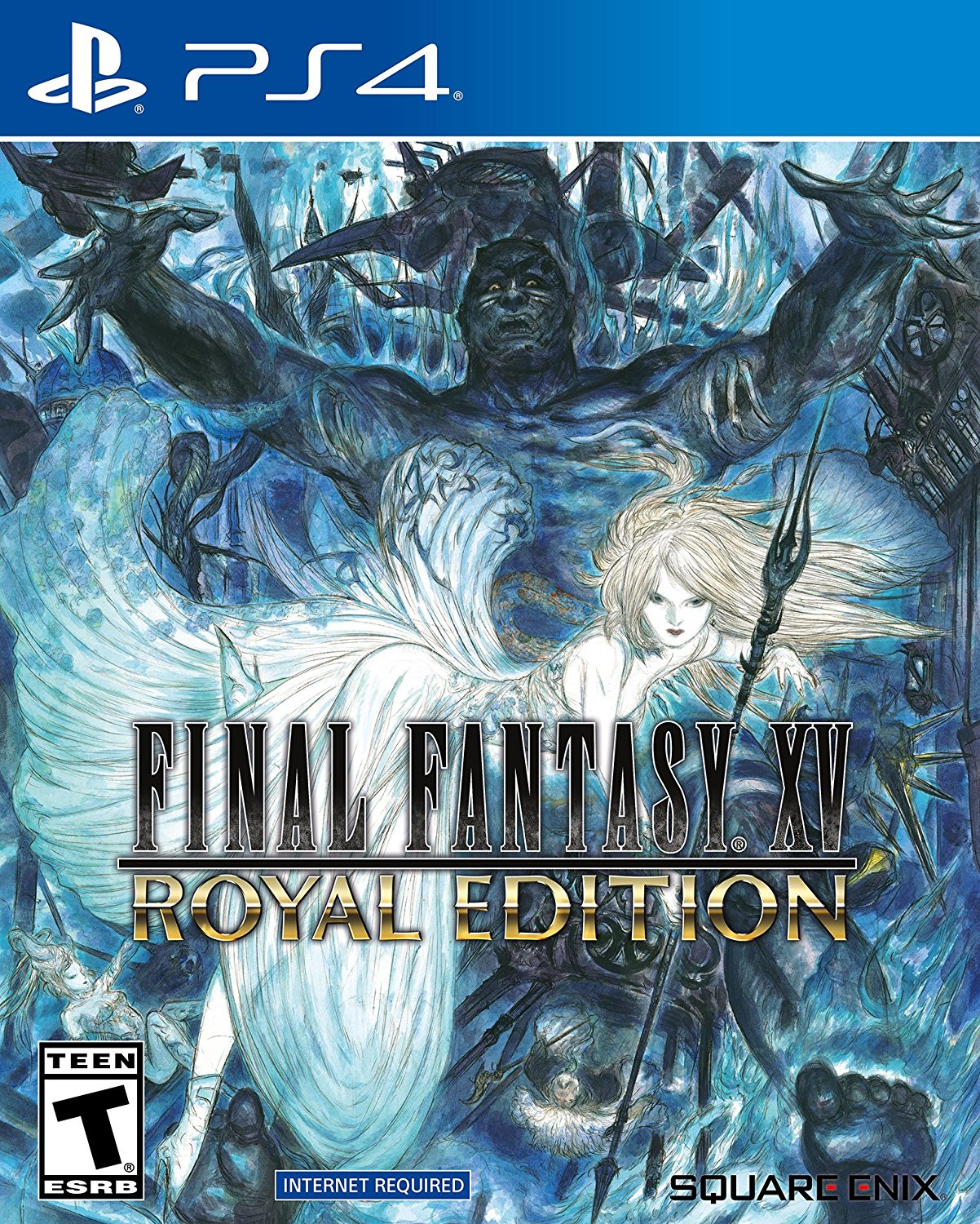PS4 Final Fantasy XV Royal Edition (PlayStation 4)