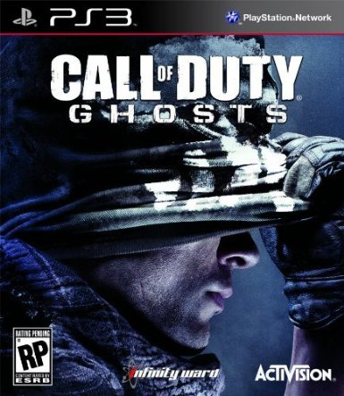 COD Call of Duty: Ghosts for PS3 US