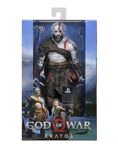 NECA God of War Kratos 18 cm