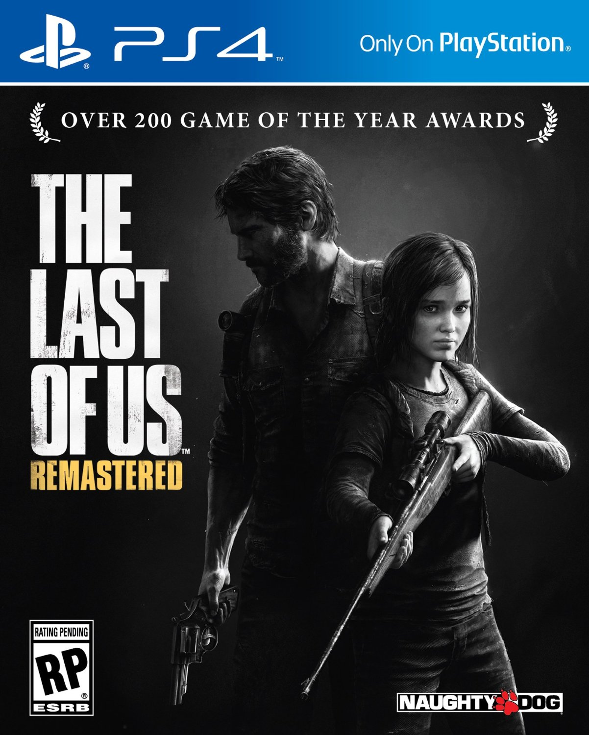 PS4 The Last of Us Remastered em Portugues (PlayStation 4)