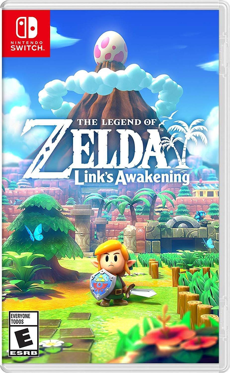 Legend of Zelda Links Awakening Nintendo Switch USA