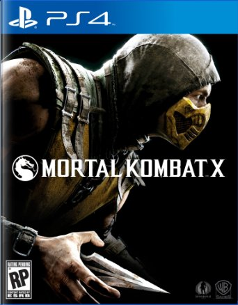 PS4 Mortal Kombat X em Português (PlayStation 4)