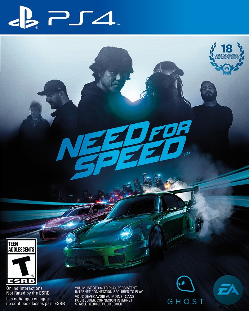 PS4 Need for Speed em Portugues (PlayStation 4)
