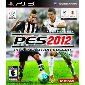 PES Pro-Evolution Soccer 2012 for PS3 em Portugues US