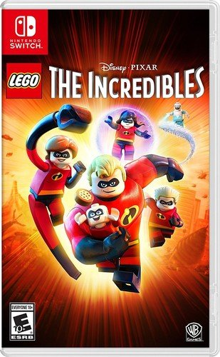 LEGO The Incredibles - Nintendo Switch USA