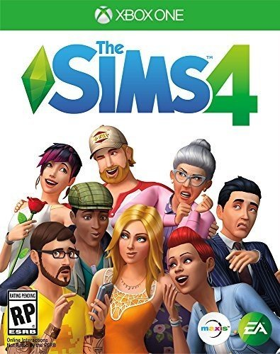 The Sims 4 for XBOX ONE US