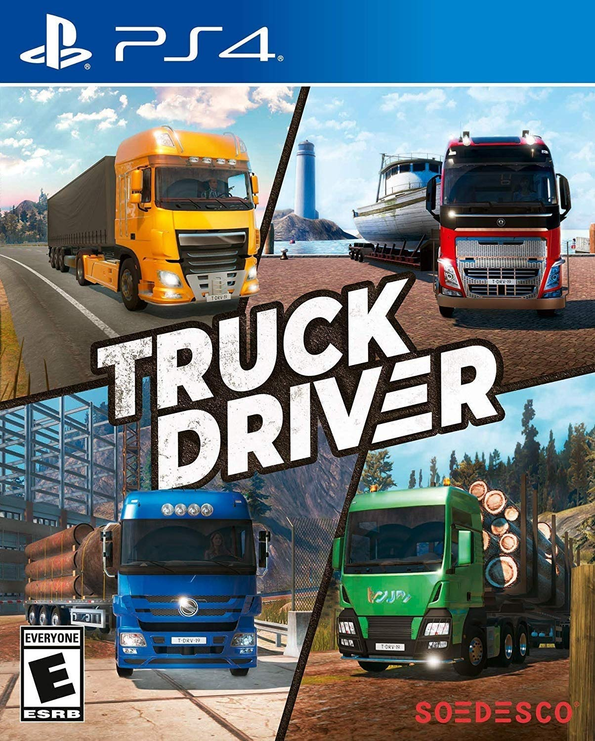 PS4 Truck Driver (PlayStation 4)