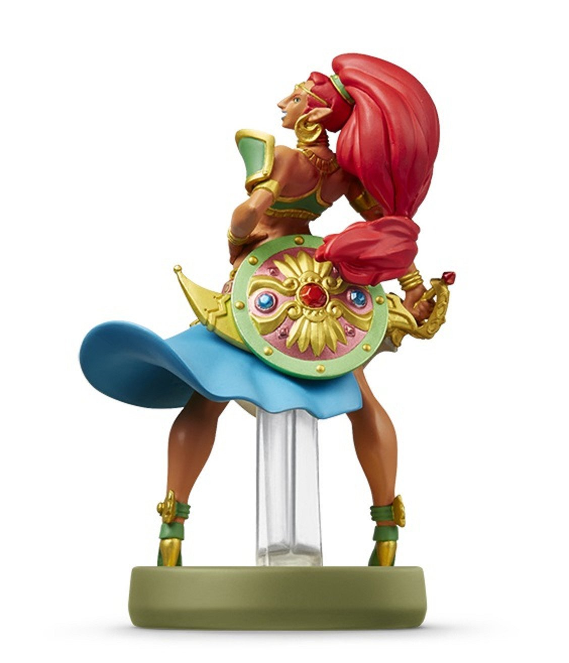 Amiibo Urbosa (Zelda Breath of the Wild)